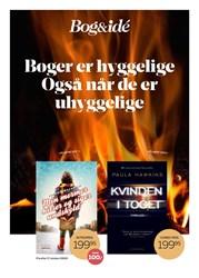 Bog & idé: Gyldig t.o.m lør 17/10