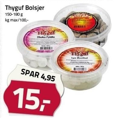 Thyguf Bolsjer