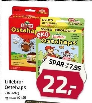 Lillebror Ostehaps