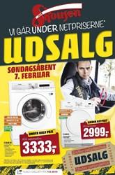 Skousen: Gyldig t.o.m lør 20/2