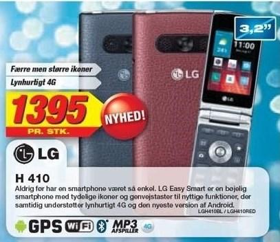 LG H 410