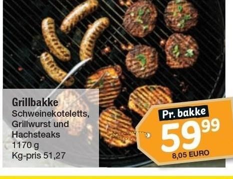 Grillbakke
