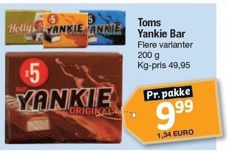 Toms Yankie Bar