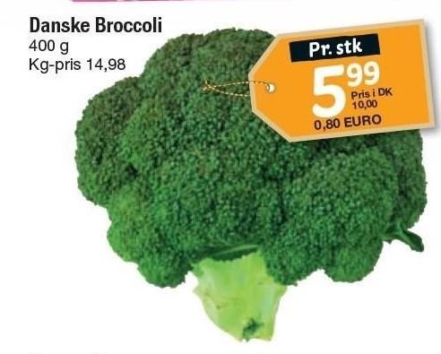 Danske Broccoli