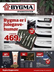 Bygma: Gyldig t.o.m fre 4/12