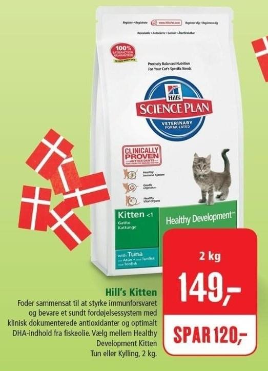 Hill's Kitten 2 kg