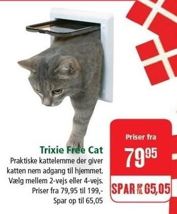 Trixie Free Cat