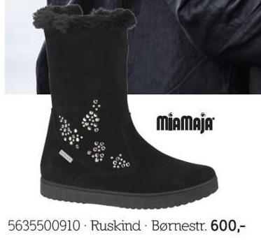 MiaMaja støvle