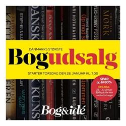 Bog & idé: Gyldig t.o.m lør 13/2