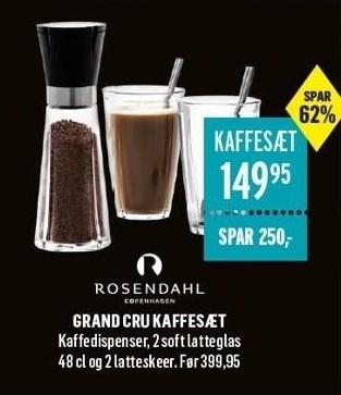 Grand Cru Kaffesæt