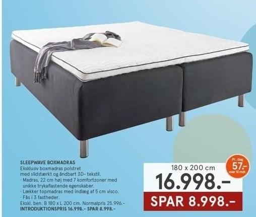 Sleepwave boxmadras