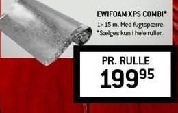 Ewifoam XPS Combi
