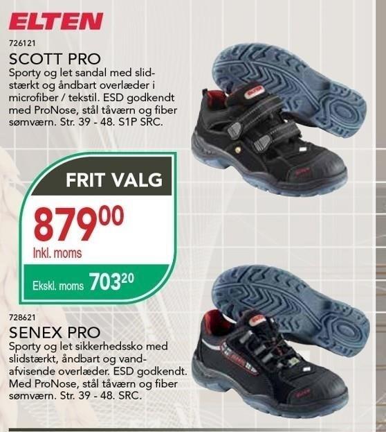 Scott Pro eller Senex Pro