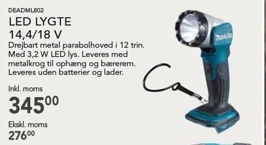 LED Lygte