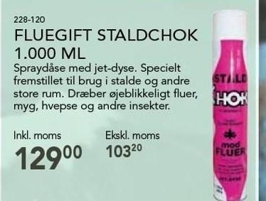 Fluegift Staldchok 1.000 ML