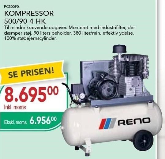 Kompressor 500/90 4 HK