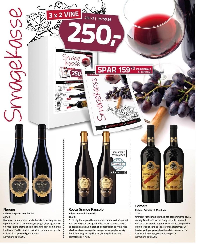 Rødvin 2 stk.