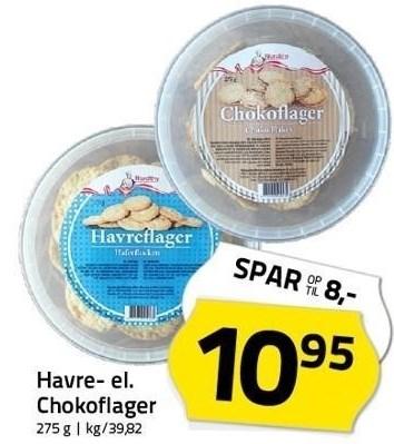Havre- eller chokoflager
