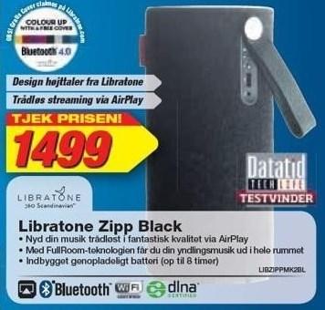 Libratone Zipp Black