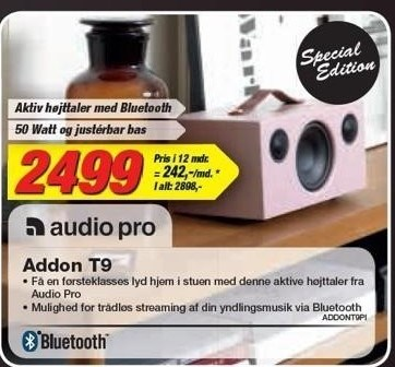 Addon T9