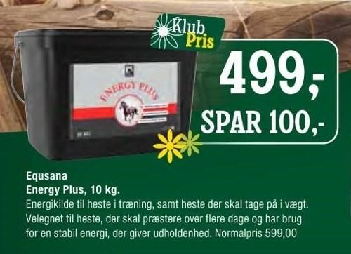 Equsana Energy Plus, 10 kg