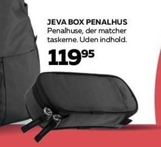 Jeva box penalhus