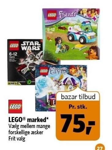 LEGO marked