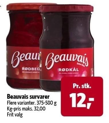 Beauvais survarer