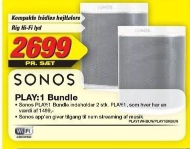 PLAY:1 Bundle