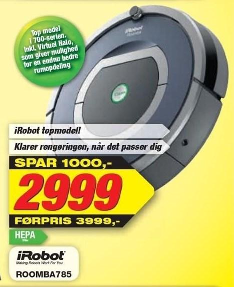 iRobot ROOMBA785