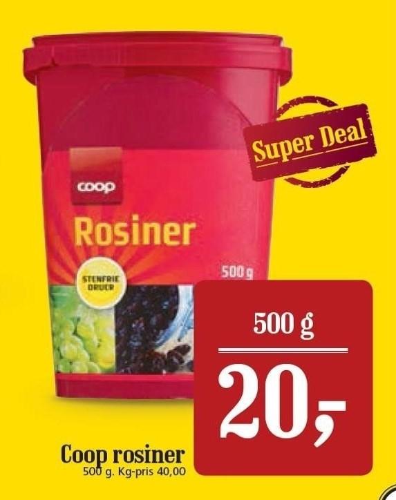Coop Rosiner