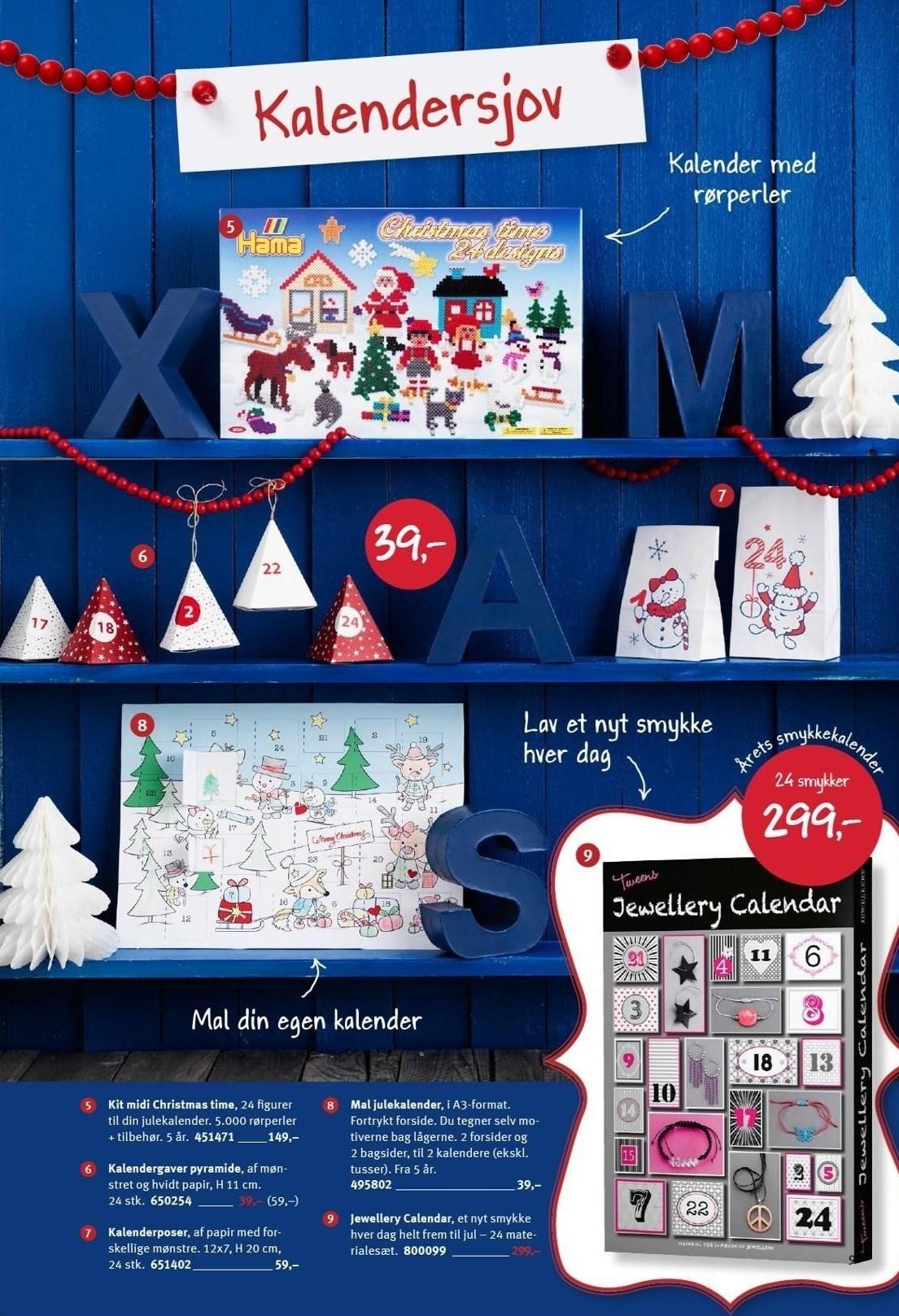 Kit midi Christmas time