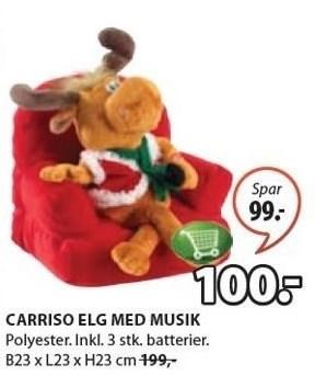 Carriso Elg med musik