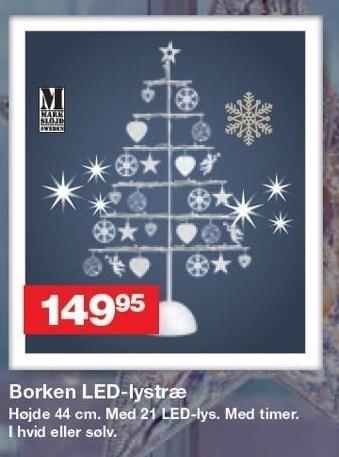 Borken LED-lystræ