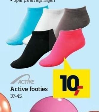 Active Footies