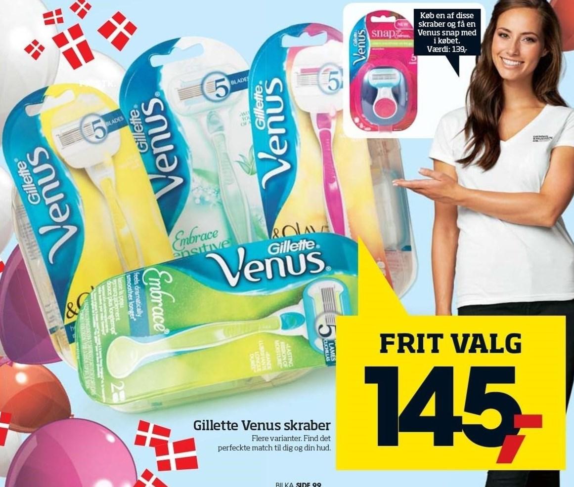 Gillette Venus skraber