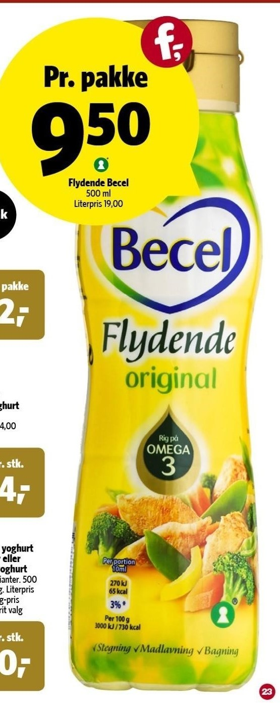 Flydende Becel