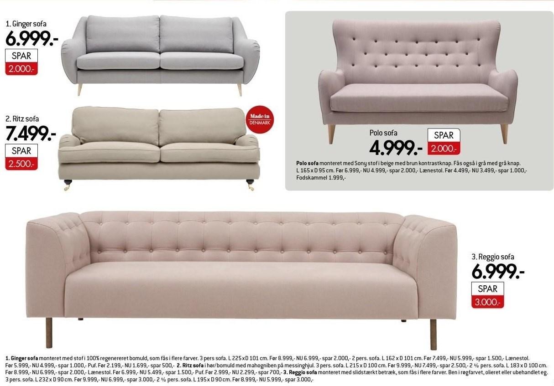 Ginger sofa
