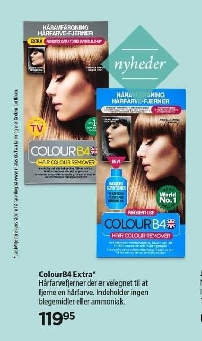ColourB4 Extra