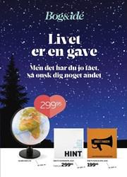 Bog & idé: Gyldig t.o.m ons 23/12