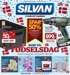 SILVAN: Gyldig t.o.m fre 9/10