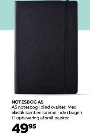 Notesbog A5