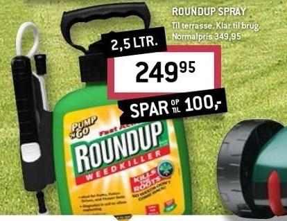 Roundup Spray