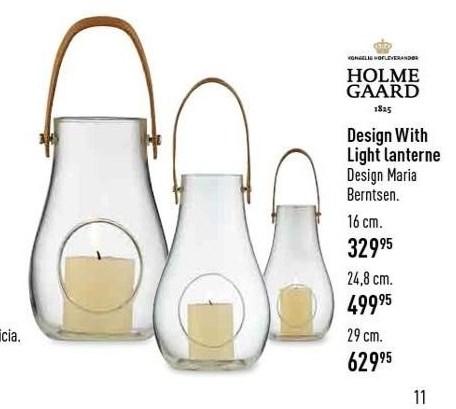 Design With Light Lanterne