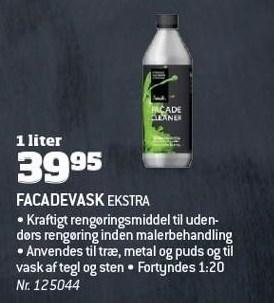 Facadevask