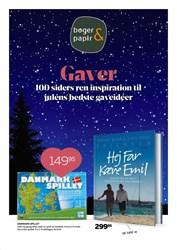Bøger & papir: Gyldig t.o.m ons 23/12