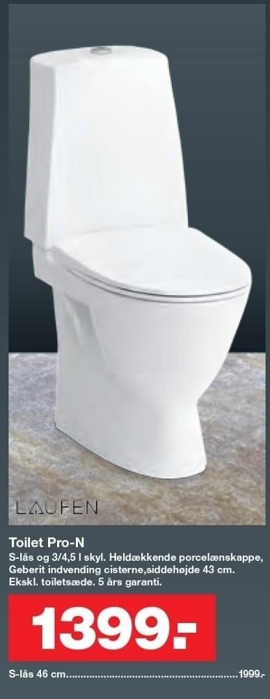 Toilet Pro-N