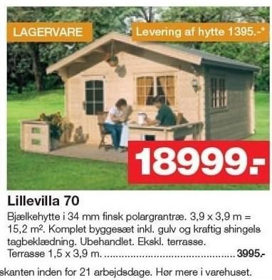 Lillevilla 70