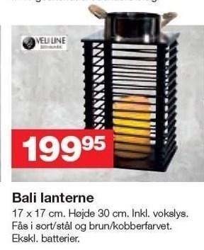 Bali Lanterne