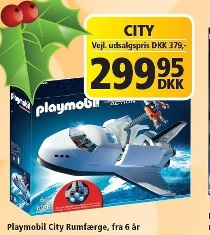 Playmobil City rumflærge